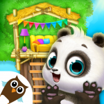 Panda Lu Treehouse – Build & Play with Tiny Pets 1.0.500  APK