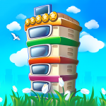Pocket Tower: Building Game & Megapolis Kings 3.14.10 APK