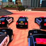 Police Car Driving in City 404 APK