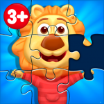 Puzzle Kids – Animals Shapes and Jigsaw Puzzles 1.5.3  APK