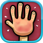 Red Hands – 2-Player Games 3.5 APK