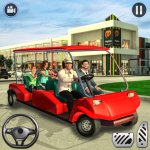 Shopping Mall Radio Taxi: Car Driving Taxi Games 3.3 APK