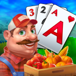 Solitaire Tripeaks: Farm Adventure 1.1139.1  APK