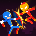 Stick Super: Hero – The stickman shadow fight 1.1.5APK
