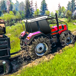 Tractor Pull & Farming Duty Game 2019 1.0 APK