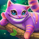 WonderMatch™-Match-3 Puzzle Alice's Adventure 2020 2.3.1 APK