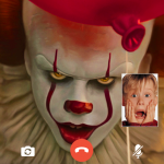 scary clown fake video call 16.0  APK