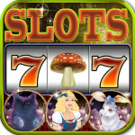 Alice in Magic World Slots-Vegas Slot Machine Game 1.3.1 APK