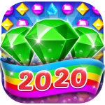 Bling Crush – Jewel & Gems Match 3 Puzzle Games 1.4.8  APK