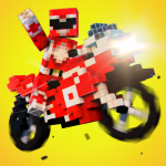 Blocky Superbikes Race Game – Motorcycle Challenge 2.11.37