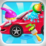 🚗🖌️Car Beauty Salon – Wash, Clean & Repair Game 3.7.5038  APK