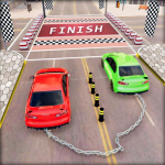 Chained Car Racing 2020: Chained Cars Stunts Games 1.3 APK