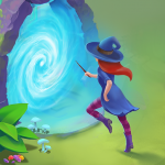 Charms of the Witch: Magic Mystery Match 3 Games 2.34.4  APK
