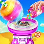 💜Cotton Candy Shop – Cooking Game🍬 6.3.5038  APK
