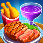 Crazy My Cafe Shop Star – Chef Cooking Games 2020 1.14.2 APK