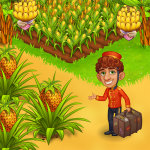 Farm Paradise – Fun farm trade game at lost island 2.17 APK