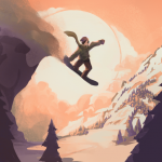 Grand Mountain Adventure: Snowboard Premiere 1.183 APK