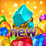 Jewels fantasy:  Easy and funny puzzle game 1.7.2  APK