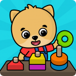 Learning games for toddlers age 3 2.54 APK