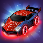 Merge Neon Car: Car Merger 2.0.18  APK