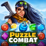 Puzzle Combat: Tactical Matching Action RPG 25.0.0 APK