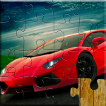 Sports Car Jigsaw Puzzles Game – Kids & Adults 🏎️ 28.0 APK