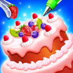 🍰💛Sweet Cake Shop – Cooking & Bakery  APK 3.9.5026