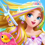 Sweet Princess Fantasy Hair Salon 1.0.6 APK