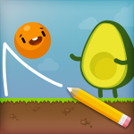 Where's My Avocado? Draw lines 20.0729.09 APK