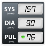 Blood Pressure Diary : Daily Health Info Checker 1.1 APK