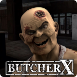 Butcher X – Scary Horror Game/Escape from hospital 1.9.9 APK