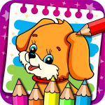 Coloring & Learn Animals – Kids Games 1.21 APK