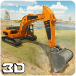 Copious Bucket Dozer: Excavator Simulator 1.5 APK