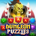 Dungeon Puzzles: Match 3 RPG 1.2.7 APK