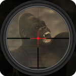 Gorilla Hunter Game : Sniper Shooting 1.1.8 APK