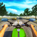 Highway Bike Traffic Drive 1.9 APK
