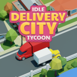Idle Delivery City Tycoon: Cargo Transit Empire 3.4.4 APK