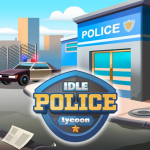 Idle Police Tycoon – Cops Game 1.0.2APK