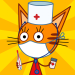 Kid-E-Cats Animal Doctor Games for Kids・Pet Doctor 1.8.5 APK