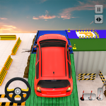 Modern Car Parking Drive 3D Game – Free Games 2020 19 APK