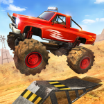 Monster Truck OffRoad Racing Stunts Game 2.1 APK