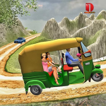Mountain Auto Tuk Tuk Rickshaw : New Games 2020 2.0.23 APK