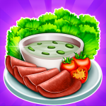 My Salad Shop Bar – Healthy Food Shop Cooking Game 1.0.9 APK