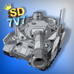 SD Tank War 1.122.0 APK