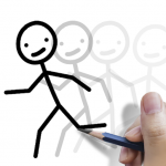 Stickman: draw animation, creator & maker, drawing 3.1 APK