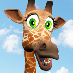 Talking George The Giraffe 16  APK
