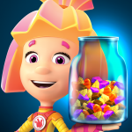 The Fixies: Chocolate Factory Games for Girls Boys 1.6.2 APK