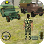 US Army Off-road Truck Driver 3D 1.1 APK
