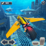 Underwater Racing Motorbike Flying Stunts 1.9 APK