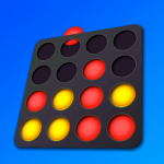4 in a row – Mono4 Strategy Board game 1.4.5 APK